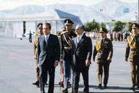 President Nixon and the Shah of Iran  , 05/30/1972